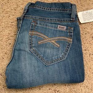 BRAND NEW Cruel girl jeans